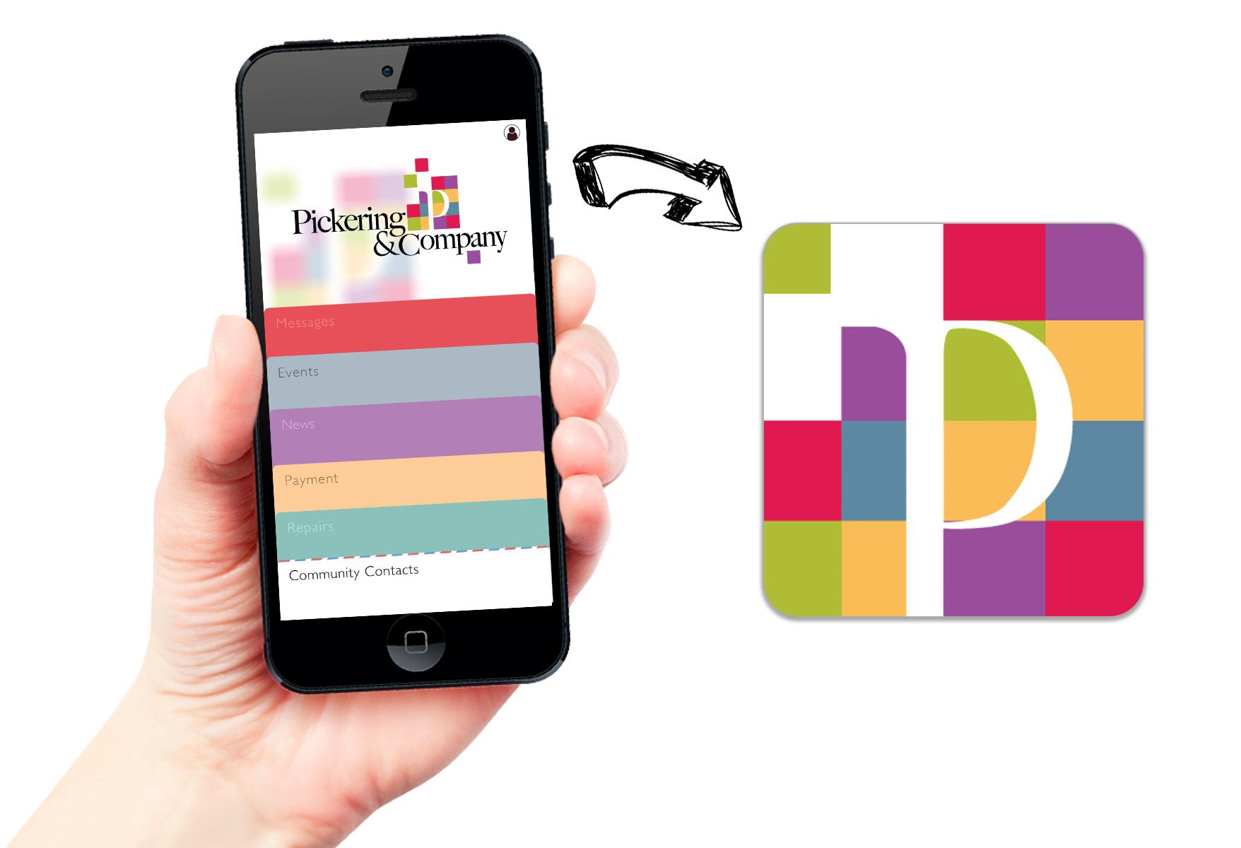 Pickering and Company App